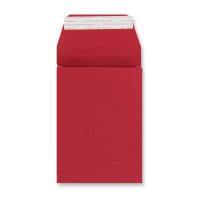 C6 DARK RED GUSSET ENVELOPES