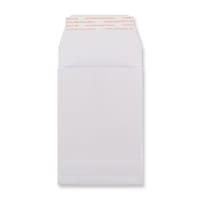 C6 WHITE GUSSET ENVELOPES 180GSM