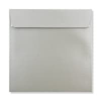 170 x 170MM SILVER PEARLESCENT ENVELOPES