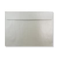 C4 SILVER PEARLESCENT ENVELOPES