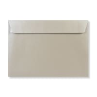 C5 SILVER PEARLESCENT ENVELOPES