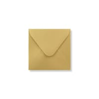 100 x 100MM GOLD PEARLESCENT ENVELOPES