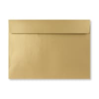 C4 GOLD PEARLESCENT ENVELOPES