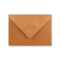 C7 COPPER PEARLESCENT ENVELOPES