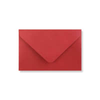 62 x 94MM CARDINAL RED PEARLESCENT ENVELOPES