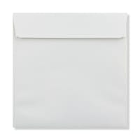170 x 170MM WHITE PEARLESCENT ENVELOPES