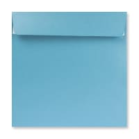 170 x 170MM BABY BLUE PEARLESCENT ENVELOPES