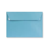 C6 BABY BLUE PEARLESCENT ENVELOPES