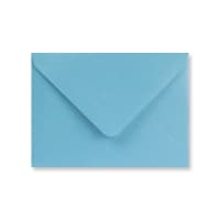 C7 BABY BLUE PEARLESCENT ENVELOPES
