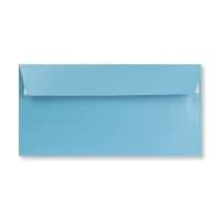 DL BABY BLUE PEARLESCENT ENVELOPES