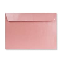C5 BABY PINK PEARLESCENT ENVELOPES