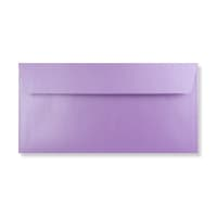 DL LAVENDER PEARLESCENT ENVELOPES