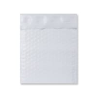195 x 145mm WHITE RECYCLABLE BUBBLE BAGS