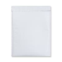 385 x 285mm WHITE RECYCLABLE BUBBLE BAGS