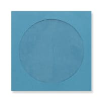 BLUE 126mm SQUARE CD ENVELOPES