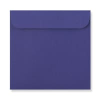 126 x 126mm NAVY BLUE CD ENVELOPES