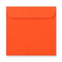 126 x 126mm ORANGE CD ENVELOPES