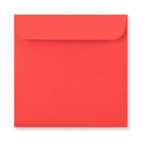 126 x 126mm RED CD ENVELOPES