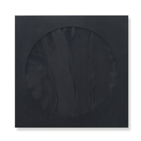 85 x 85mm BLACK MINI CD WINDOW ENVELOPES