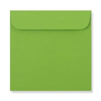 85 x 85mm GREEN MINI CD ENVELOPES
