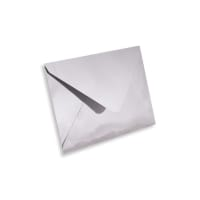 C7 SILVER MIRROR ENVELOPES 120GSM