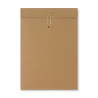 C4 MANILLA STRING & WASHER ENVELOPES 180GSM