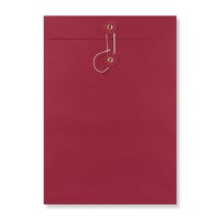 C4 RED STRING & WASHER ENVELOPES 180GSM
