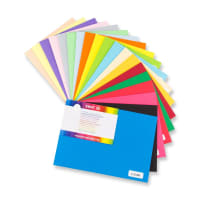 PEEL & SEAL COLOURED ENVELOPES SWATCH