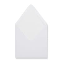 160 x 160mm White Envelopes Lined With White Paper