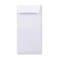DL WHITE PEEL & SEAL POCKET ENVELOPES