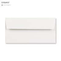 DL HIGH WHITE CONQUEROR CX22 ENVELOPES