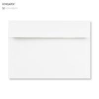C5 BRILLIANT WHITE CONQUEROR WOVE ENVELOPES