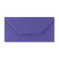 DL IRIS BLUE ENVELOPES
