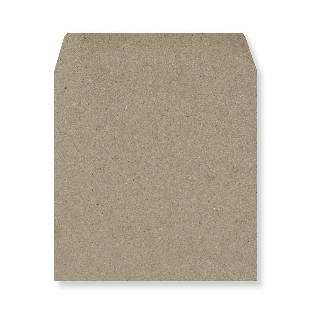 MANILLA WAGE POCKET ENVELOPES 108 x 102mm (Unprinted)