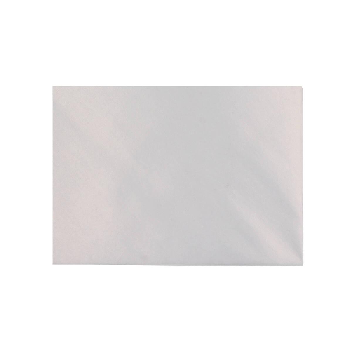 C6 PEARL SNOW WHITE ENVELOPES