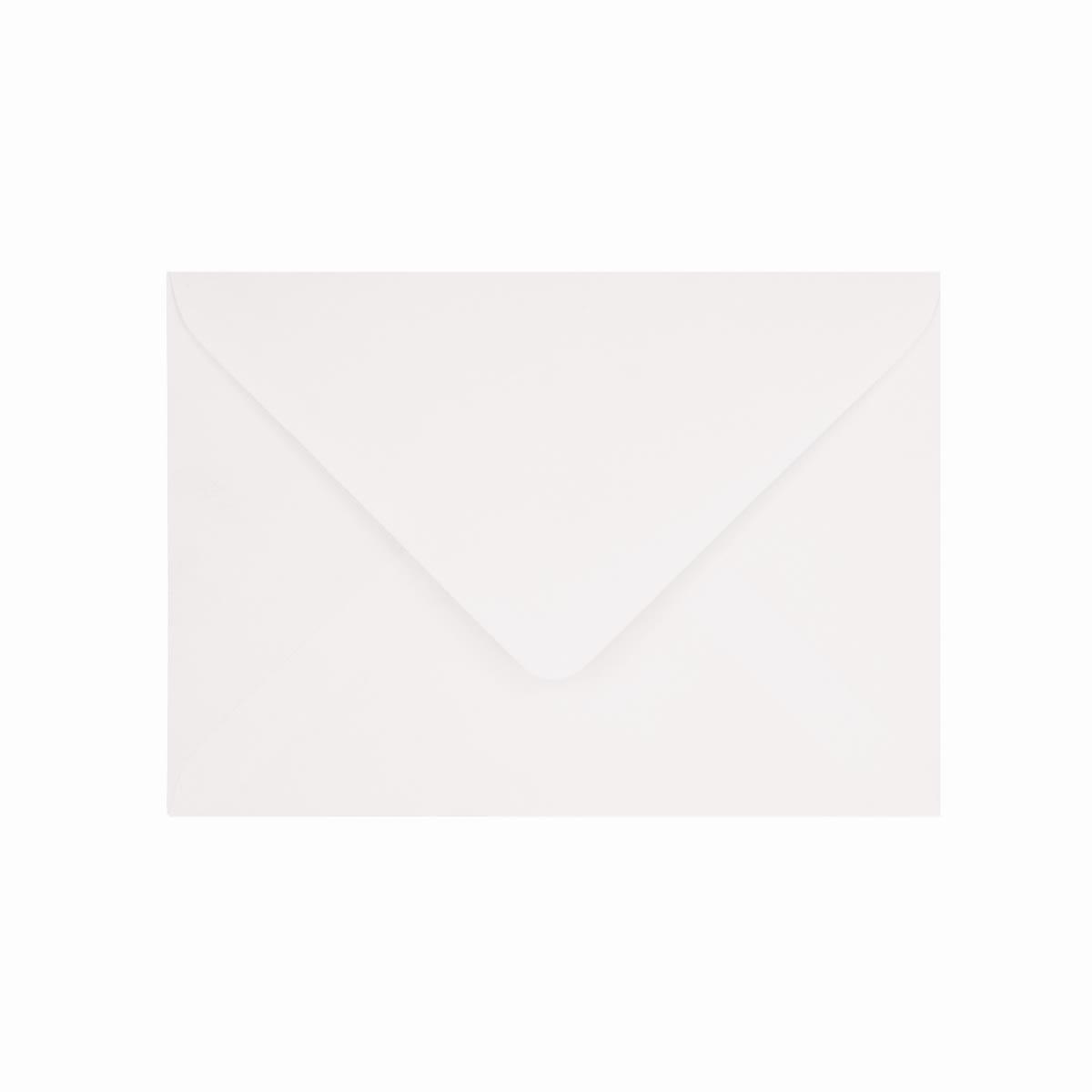 WHITE HAMMER EFFECT 125 x 175 mm ENVELOPES 135GSM