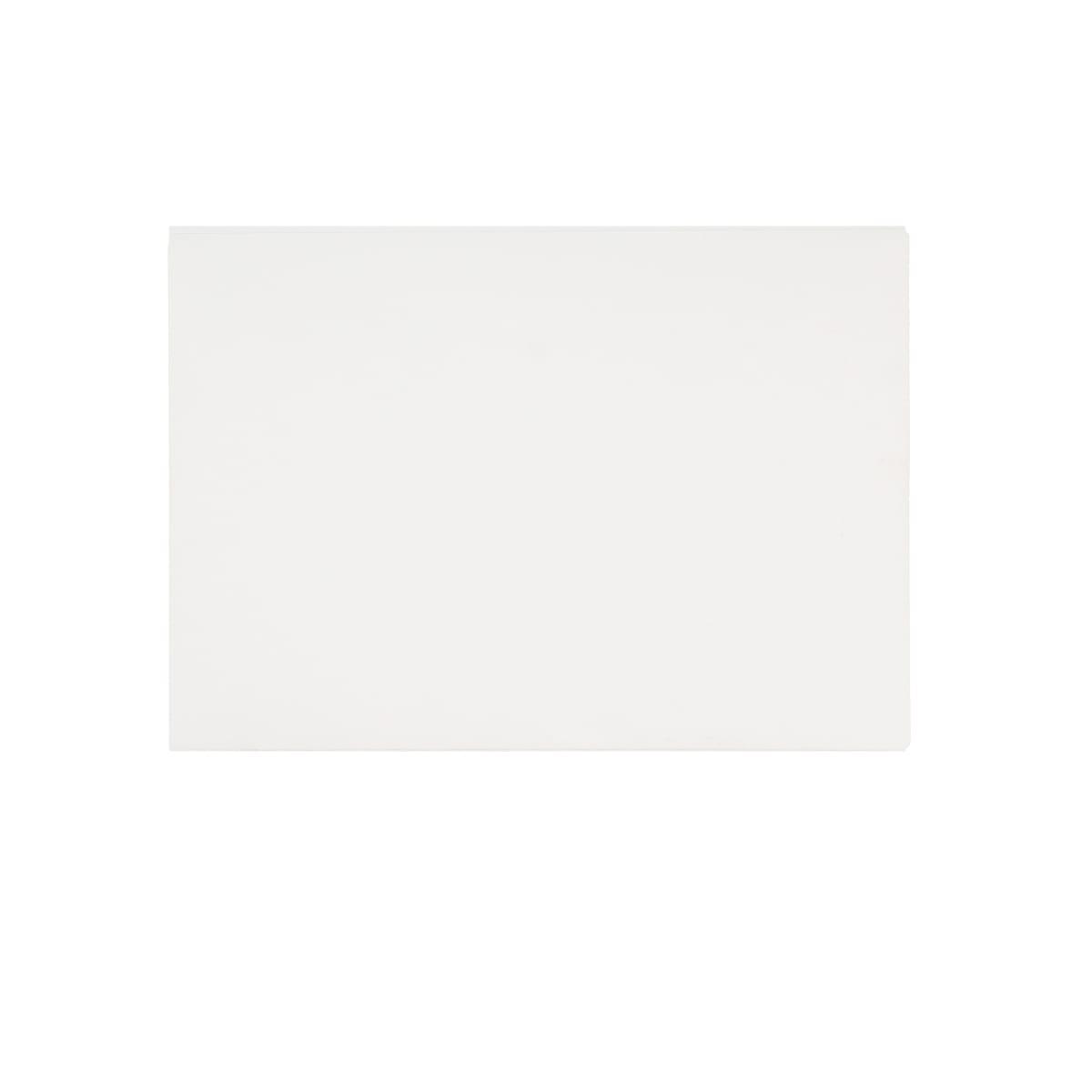WHITE 135GSM FINE LINEN EFFECT 152 x 216 mm ENVELOPES (i9)