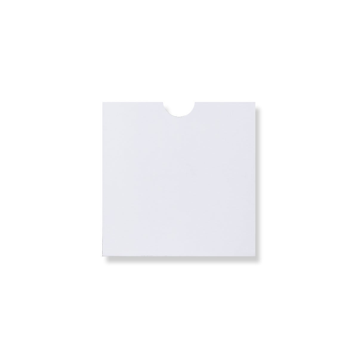 125 x 125mm WHITE ALL BOARD ENVELOPES