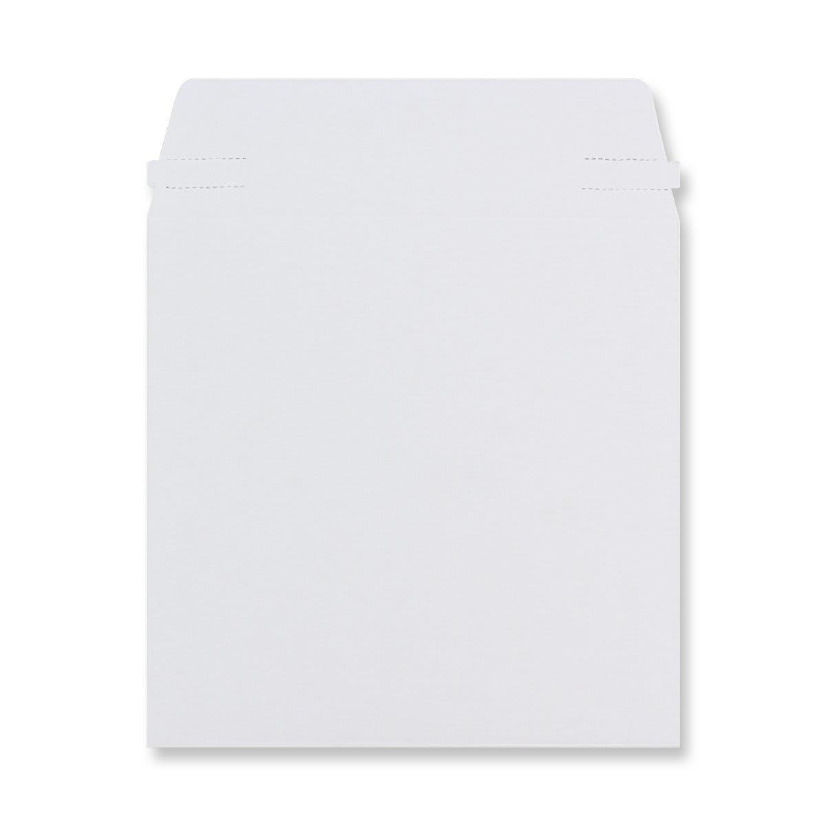 164 x 164mm WHITE ALL BOARD ENVELOPES