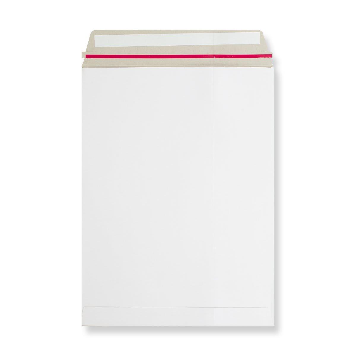 C3 WHITE ALL-BOARD ENVELOPES 350GSM