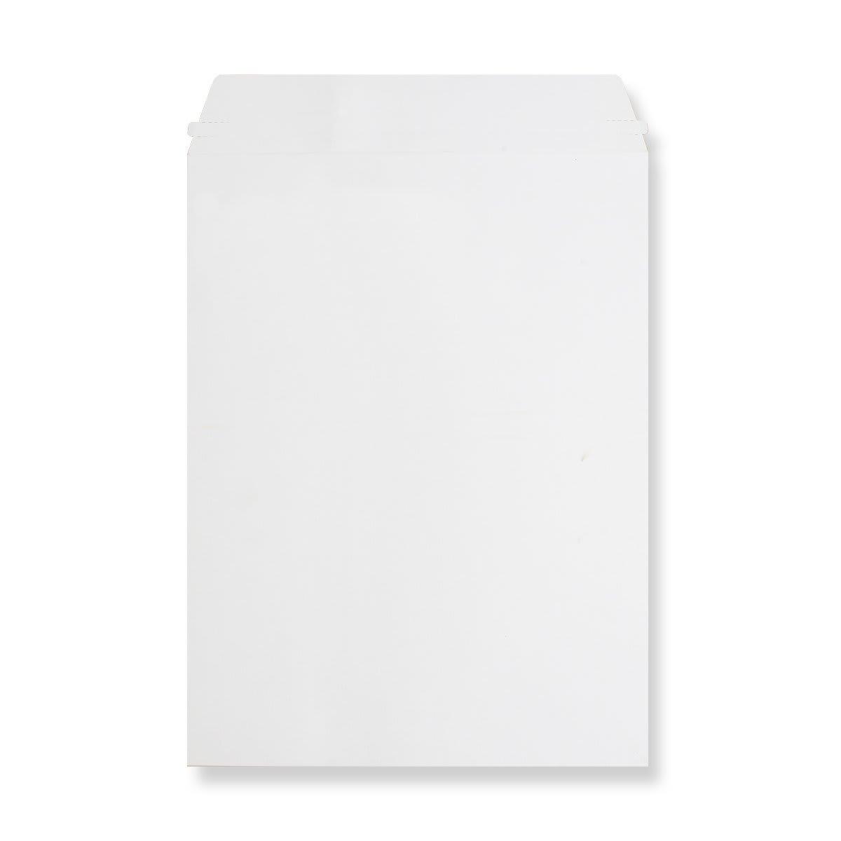 330 x 248mm WHITE ALL BOARD ENVELOPES