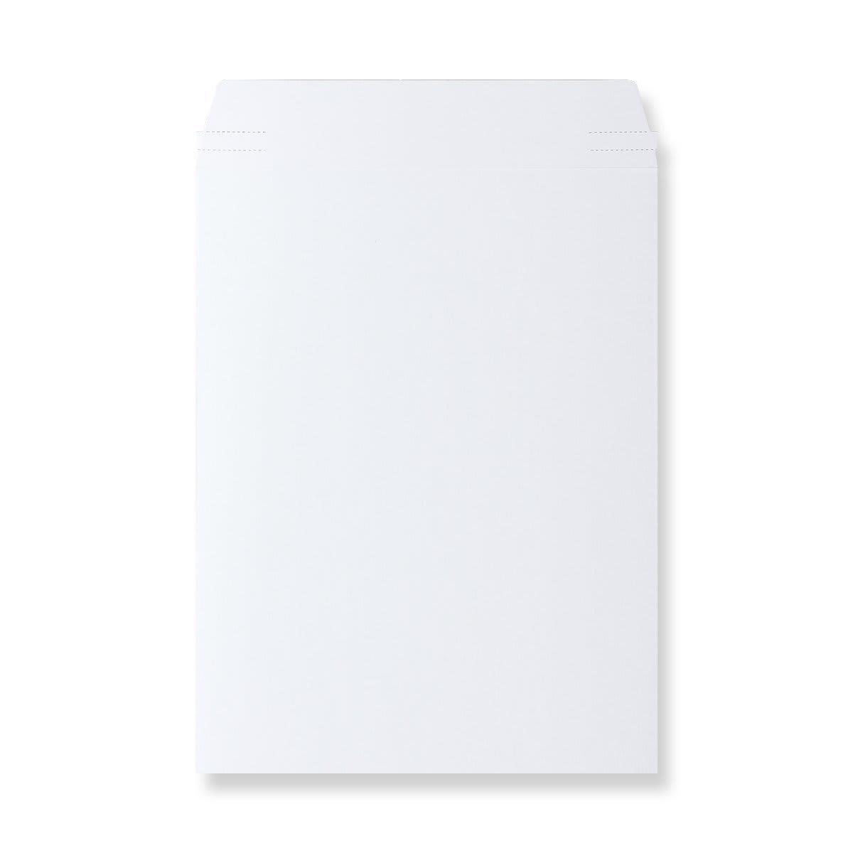 381 x 254mm WHITE ALL BOARD ENVELOPES