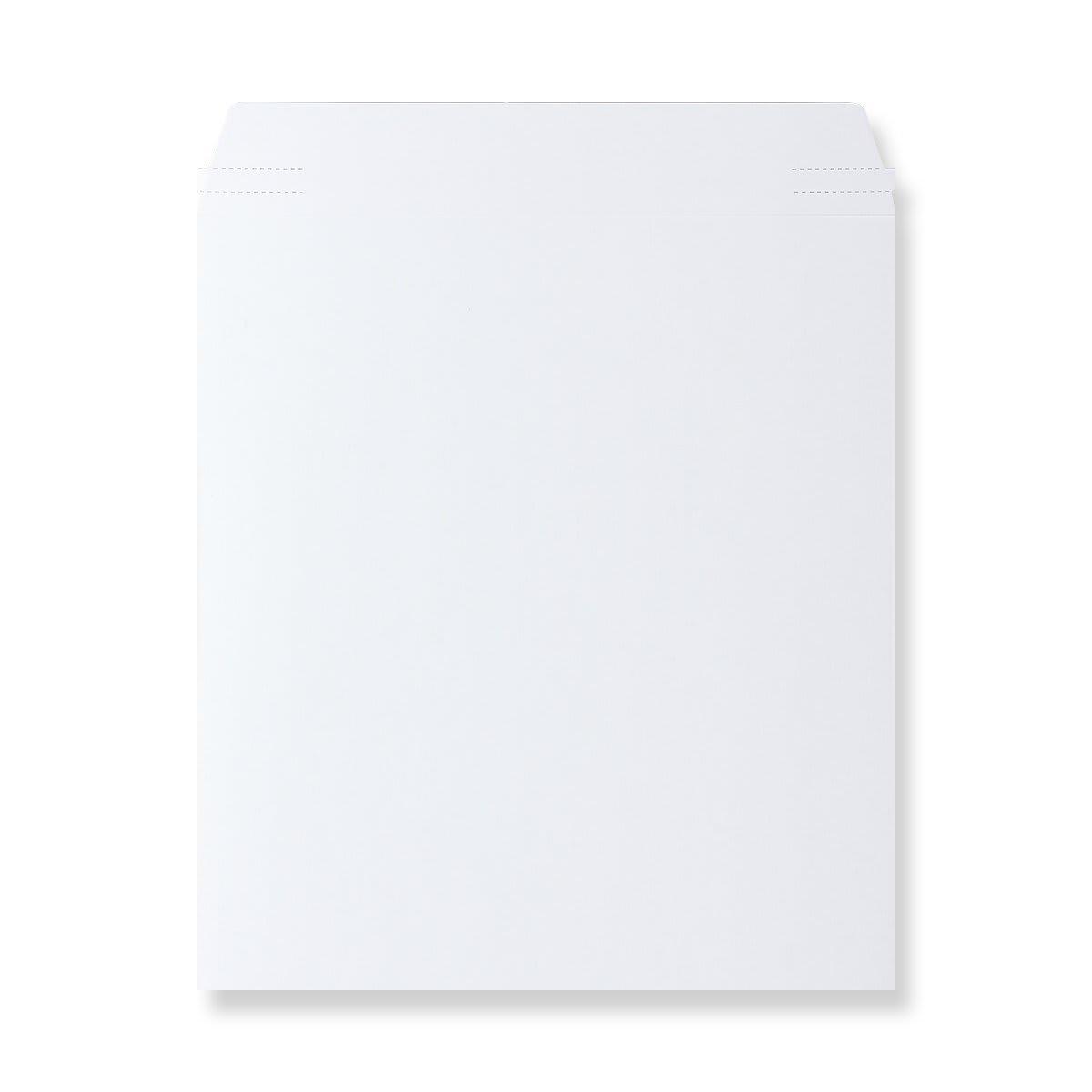 406 x 318mm WHITE ALL BOARD ENVELOPES