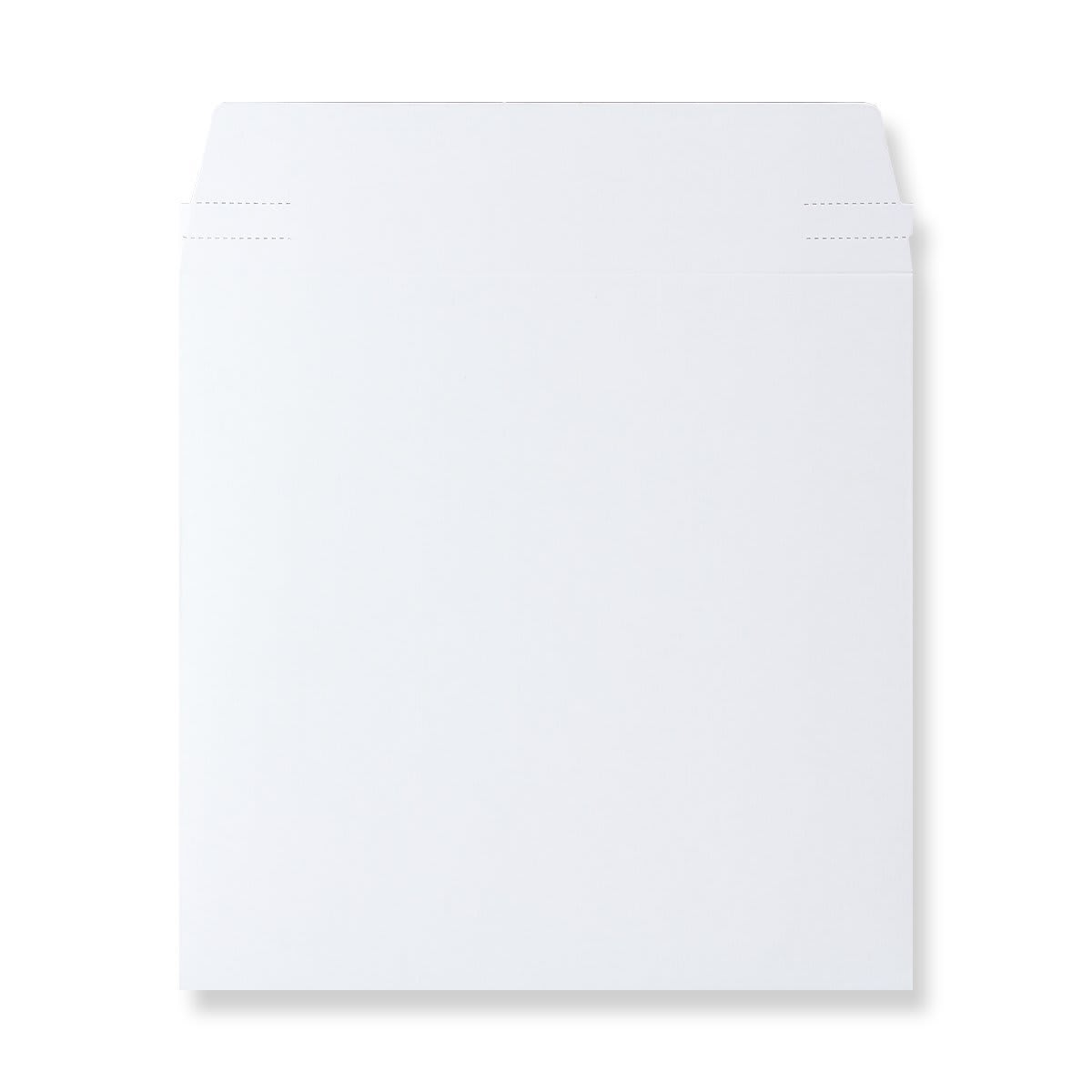 195 x 195mm WHITE ALL BOARD ENVELOPES