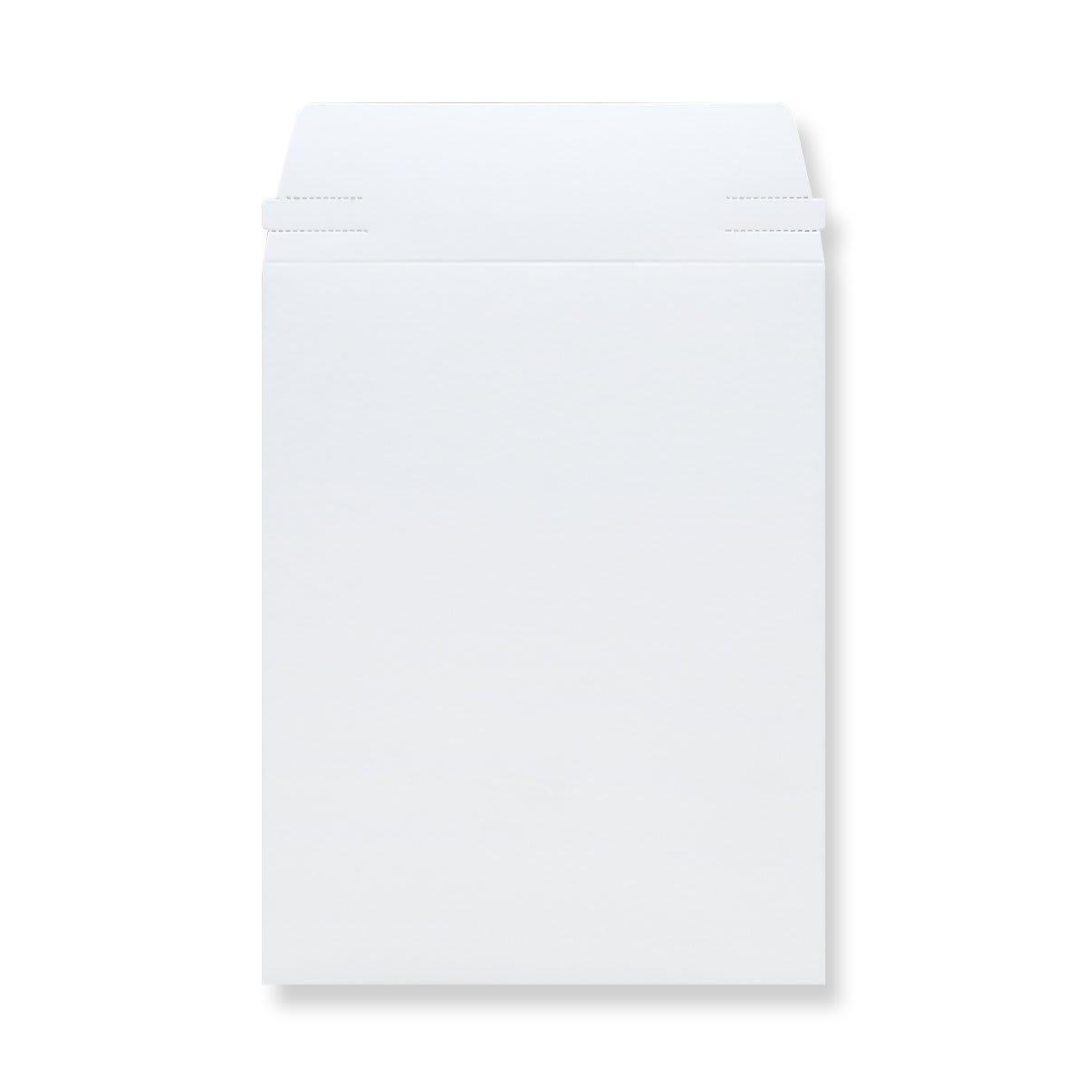 239 x 164mm WHITE ALL BOARD ENVELOPES