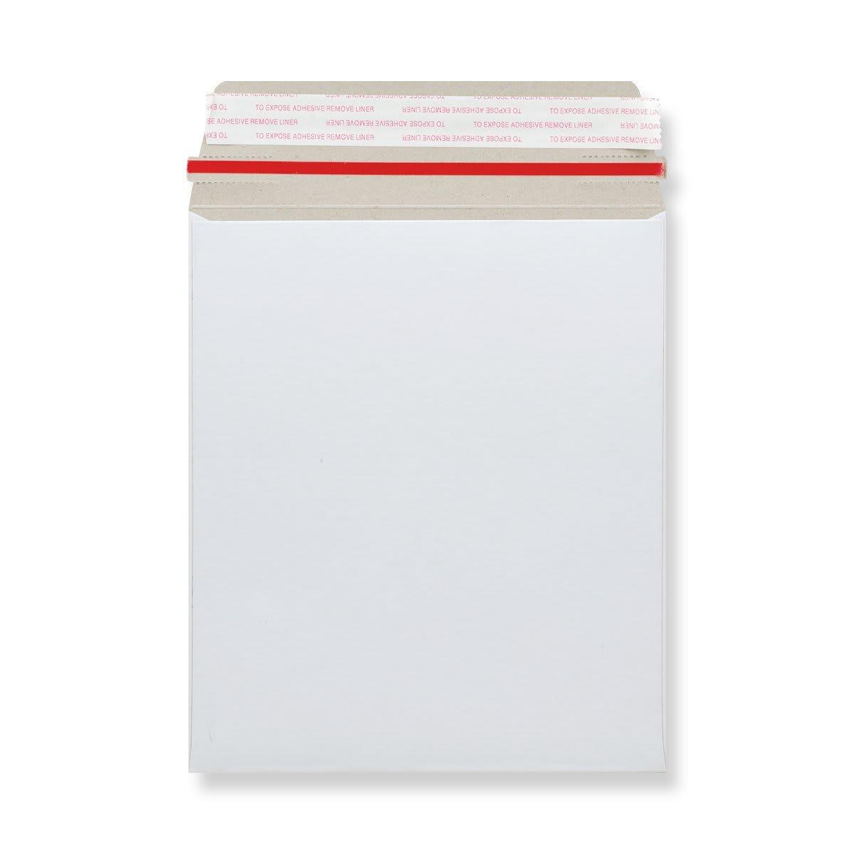 273 x 222mm WHITE ALL BOARD ENVELOPES