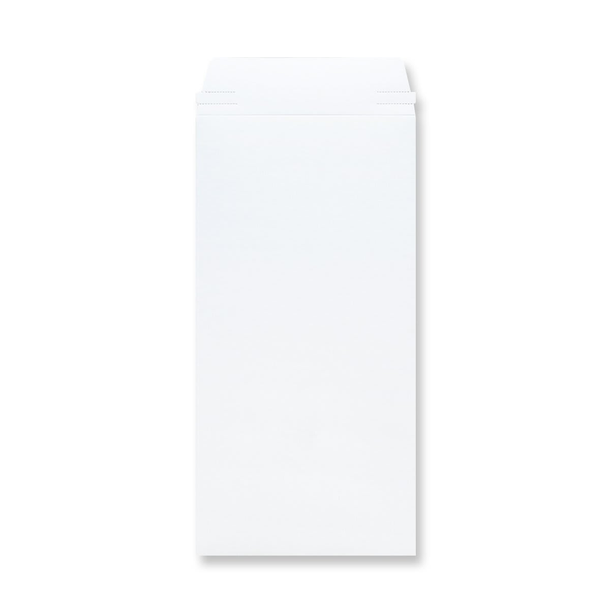 305 x 152mm WHITE ALL BOARD ENVELOPES