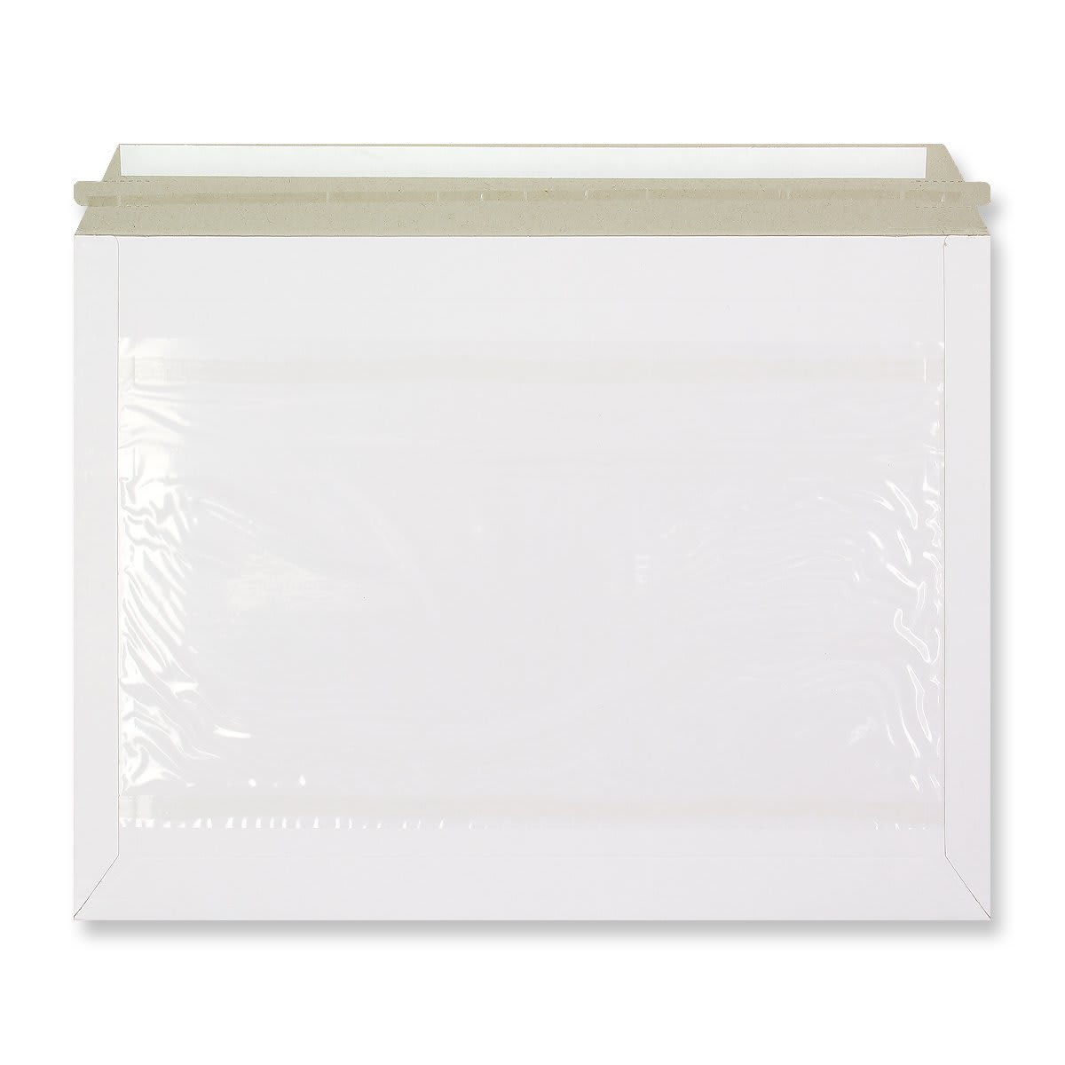 266 x 353mm COURIER ALL BOARD ENVELOPES WITH BULKING CREASES & DOCUMENT WALLET