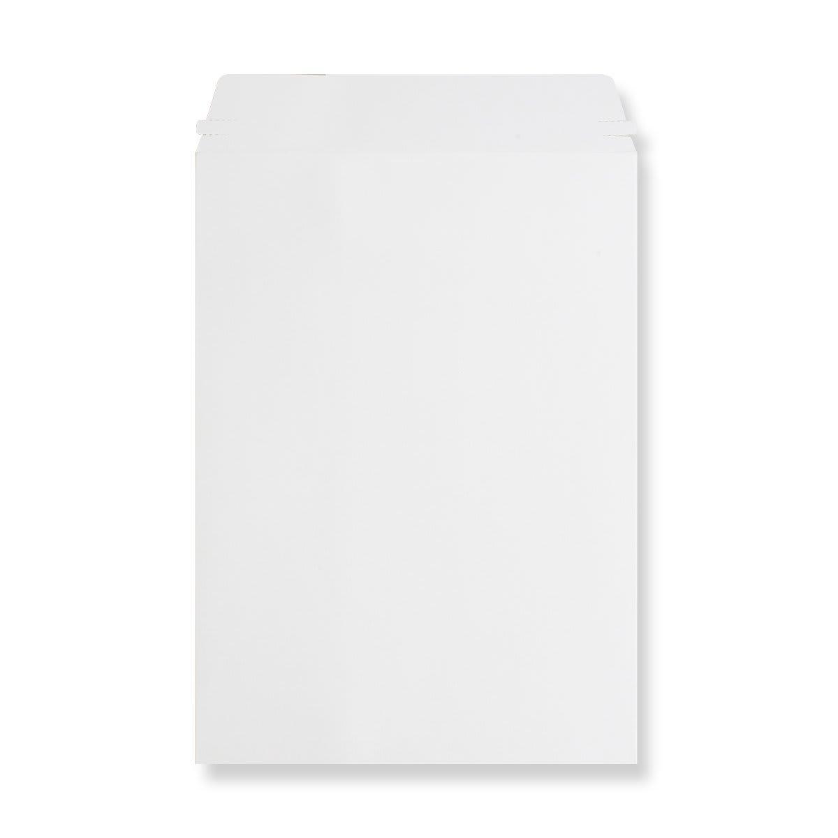 C5 WHITE ALL-BOARD ENVELOPES 350GSM
