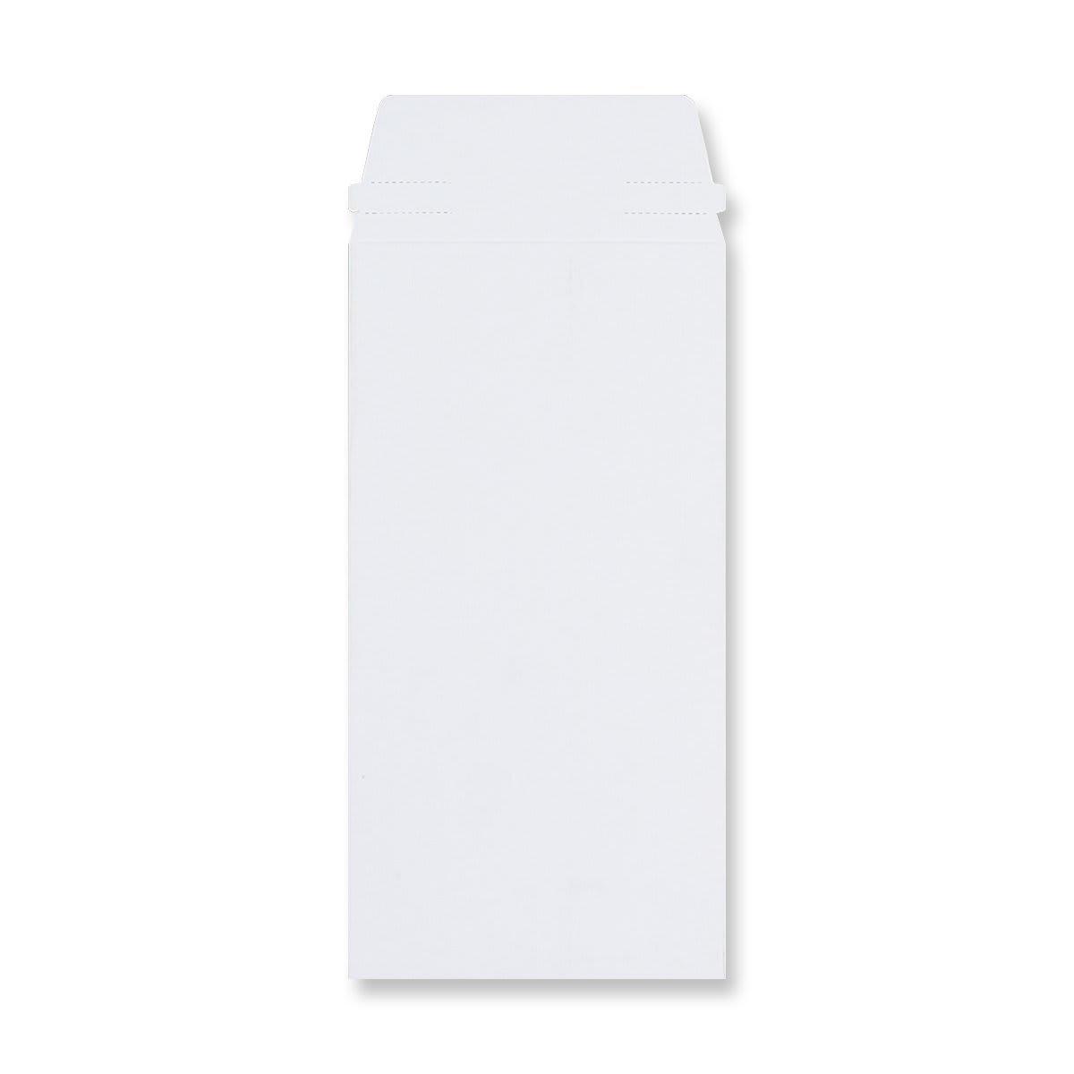 DL WHITE ALL BOARD ENVELOPES